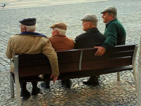 old-men-sitting-on-a-bench
